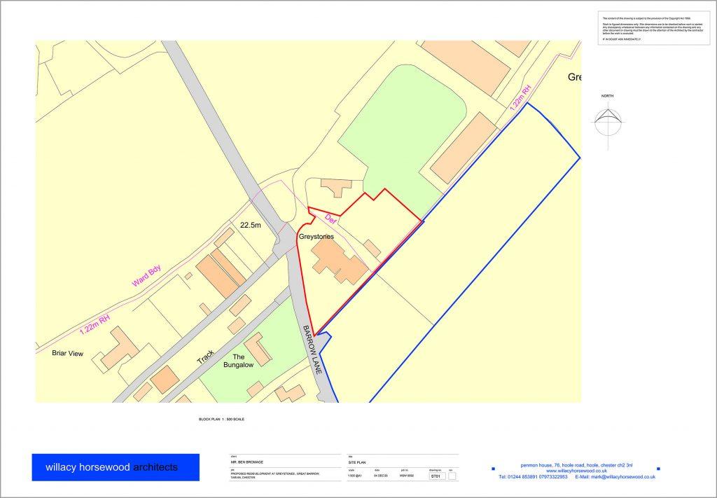 Barrow Location Plan