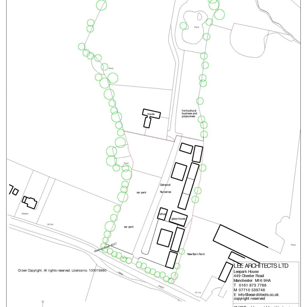 Oakwopd Site Plan