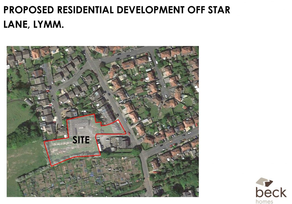 Star Lane - Site Location Plan